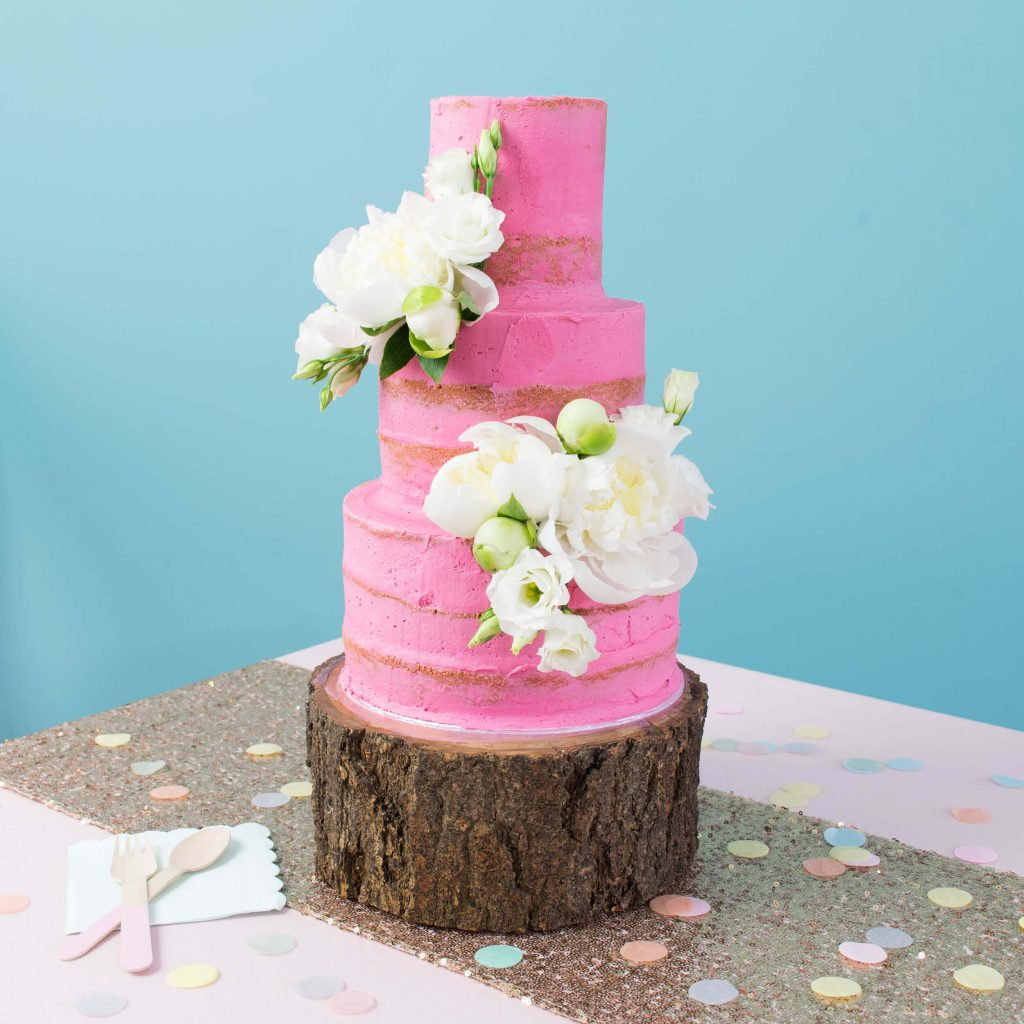 Bare & Bold – Two Little Cats Bakery